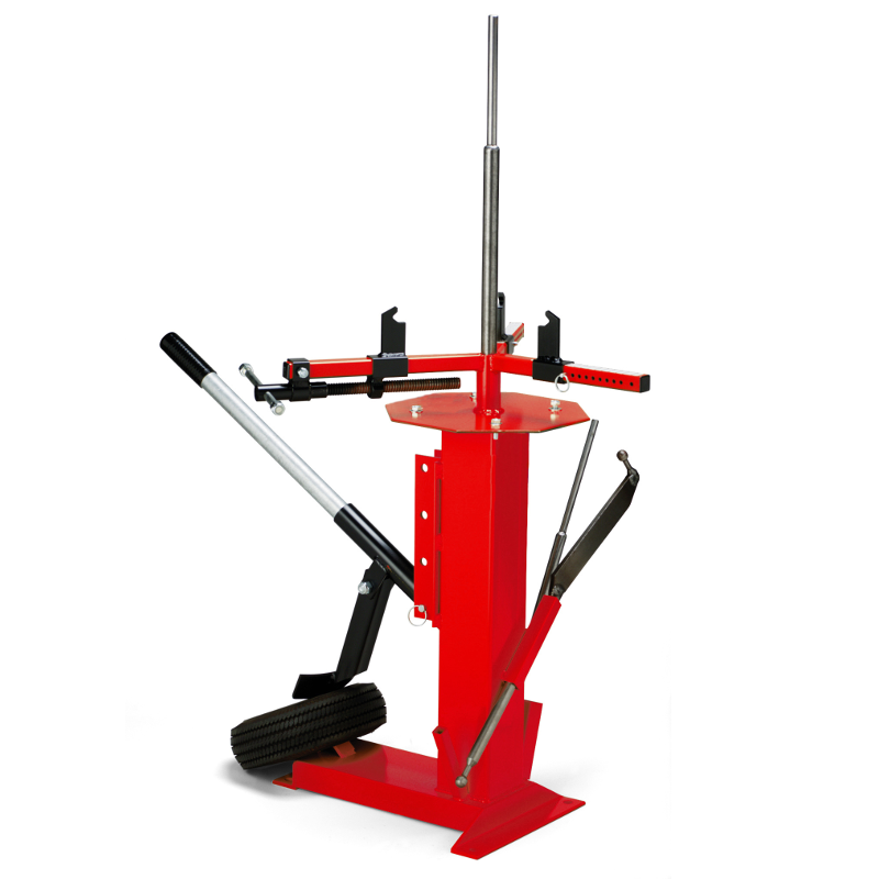 TIRECHANGER, STAND AND FLOOR PLATE COMPLETE PR103BTC